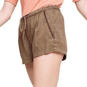 cloth & stone  Khaki Shorts Casual Anthropologie